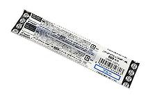 Pilot FriXion Erasable Gel Ink Pen Refill - 0.5 mm - Blue - PILOT LFBRF-12EF-L