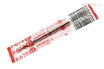 Zebra F-0.7 Ballpoint Pen Refill - 0.7 mm - Red - ZEBRA BR-1B-F-R