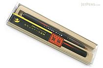 Akashiya Bamboo Body Brush Pen - Black Body - AKASHIYA AK-1500TBK