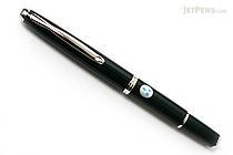 Pilot Capless Fermo Fountain Pen - Dark Green - 18K Gold Fine Nib - PILOT FCF-2MR-DG-F