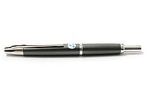 Pilot Capless Decimo Fountain Pen - 18K Gold Fine Nib - Gray - PILOT FCT-15SR-GY-F