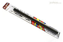 Kuretake No. 30 Double-Sided Brush Pen - Hard & Brush - KURETAKE DY151-30B