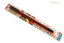 Kuretake No. 55 Double-Sided Brush Pen - Hard & Soft - KURETAKE DF150-55B