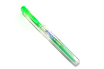 Platinum Preppy Fluorescent Highlighter Pen - Green - PLATINUM CSCQ-150 90