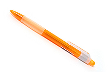 Pilot Fure Fure Shaker Super Grip Mechanical Pencil - 0.5 mm - Clear Orange Body - PILOT HFGP-20R-CO