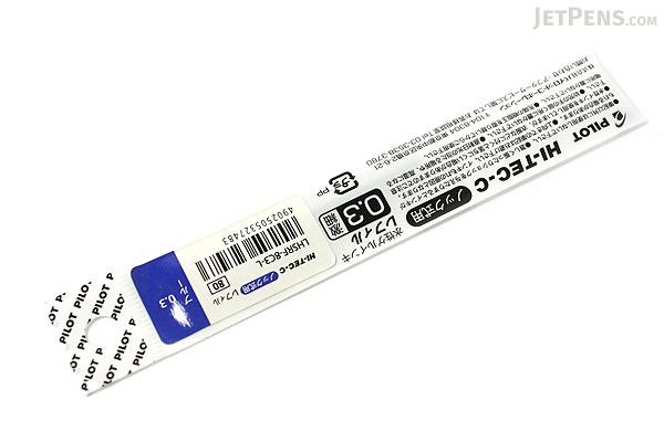 Pilot LHSRF-8C Gel Pen Refill - 0.3 mm - Blue - PILOT LHSRF-8C3-L