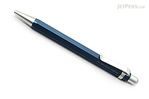 A.G. Spalding & Bros Hexagonal Body Ballpoint Pen - 0.7 mm - Navy Body - RAYMAY BRB117 K