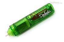 Hinodewashi Electric Eraser - Neon Green Body - HINODEWASHI DK-900-CG