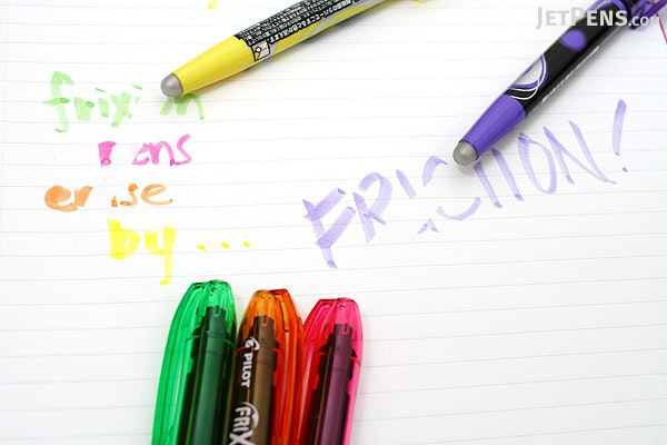 Pilot FriXion Erasable Highlighter - Yellow - PILOT SFL-15LM-Y