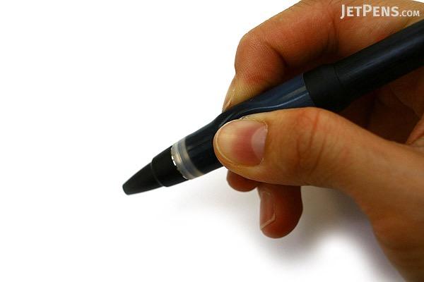 Uni Jetstream Ballpoint Pen - 0.7 mm - Alpha Gel Grip Series - Black Body - UNI SXN1000071P24