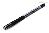 Uni Lakubo Ballpoint Pen - 1.4 mm - Black - UNI SG10014.24