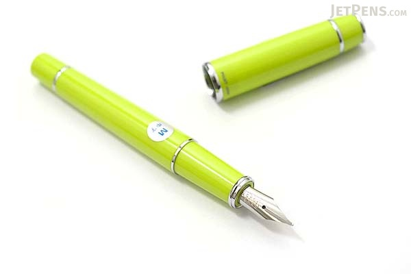 Pilot Prera Fountain Pen - Lime Green - Medium Nib - PILOT FPR-3SR-LG-M