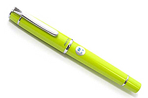 Pilot Prera Fountain Pen - Medium Nib - Lime Green Body - PILOT FPR-3SR-LG-M