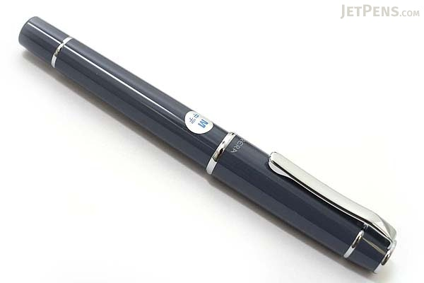 Pilot Prera Fountain Pen - Slate Gray - Medium Nib - PILOT FPR-3SR-SGY-M