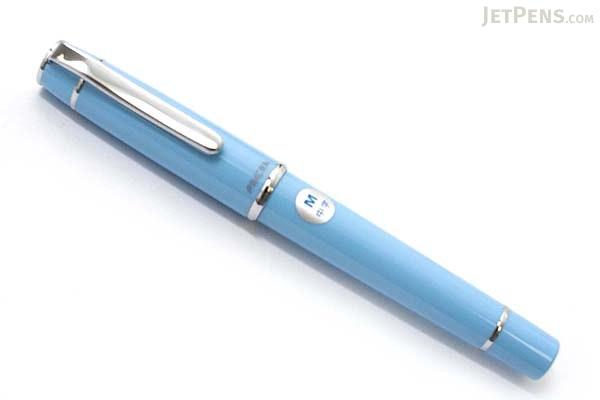 Pilot Prera Fountain Pen - Soft Blue - Medium Nib - PILOT FPR-3SR-SL-M