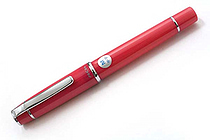 Pilot Prera Fountain Pen - Medium Nib - Vivid Pink Body - PILOT FPR-3SR-VP-M