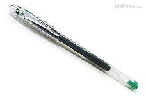 Pilot Super Gel Gel Pen - 0.5 mm - Green - PILOT BL-SG-5-G