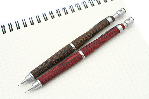 Pilot S20 Drafting Pencil - 0.3 mm - Deep Red Body - PILOT HPS-2SK-DR3
