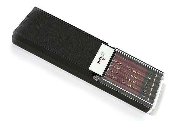 Uni Mitsubishi Hi-Uni Pencil - 7H - Box of 12 - UNI HU7H BUNDLE