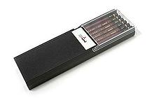 Uni Mitsubishi Hi-Uni Pencil - 8H - Box of 12 - UNI HU8H BUNDLE