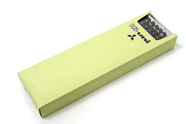 Uni Mitsubishi Hi-Uni Pencil - F - Box of 12 - UNI HUF BUNDLE