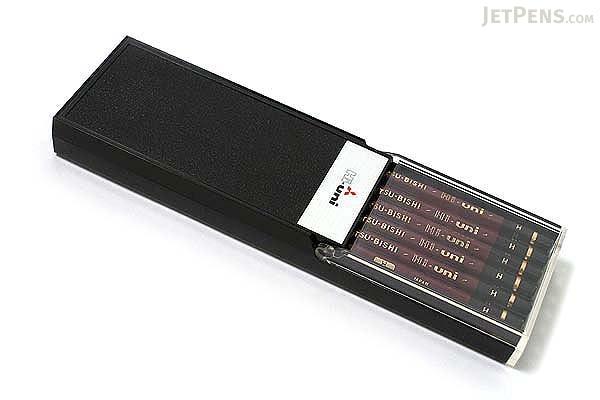 Uni Mitsubishi Hi-Uni Pencil - H - Box of 12 - UNI HUH BUNDLE