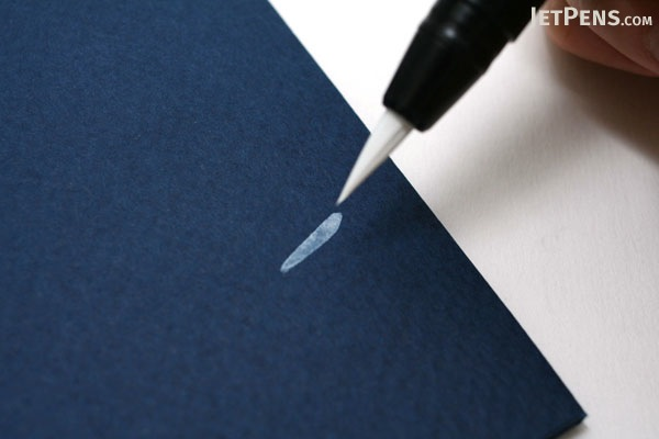 how to use posca pens