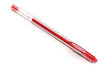Uni-ball Signo Erasable Gel Pen - 0.5 mm - Red - UNI UM101ER05.15