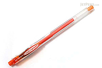 Uni-ball Signo Erasable Gel Pen - 0.5 mm - Orange - UNI UM101ER05.4