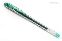 Uni-ball Signo Erasable Gel Pen - 0.5 mm - Green - UNI UM101ER05.6