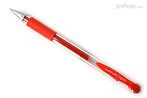 Uni-ball Signo UM-151 Gel Pen - 0.38 mm - Mandarin Orange - UNI UM151.38
