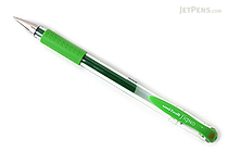 Uni-ball Signo UM-151 Gel Pen - 0.38 mm - Lime Green - UNI UM151.5