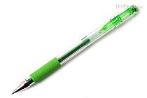 Uni-ball Signo UM-151 Gel Pen - 0.28 mm - Lime Green - UNI UM15128.5