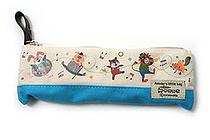 Gakken Colobockle Pencil Case - Small - Blue - GAKKEN H088-66