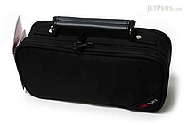 Kutsuwa Dr. Ion Mega Pencil Case - Black - KUTSUWA 168DRBK