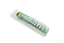 Pentel Hi-Polymer Ain Pencil Lead - 0.4 mm - HB - PENTEL C254-HB