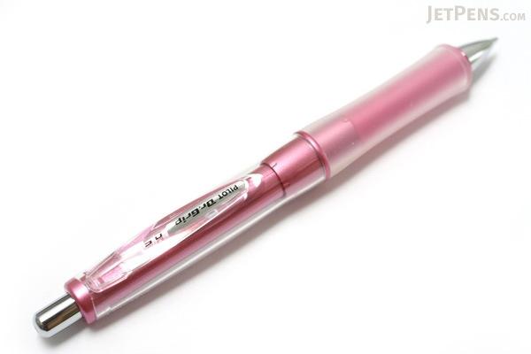 Pilot Dr. Grip G-Spec Shaker Mechanical Pencil - 0.5 mm - Pink Flash Body - PILOT HDGS-60R-FP
