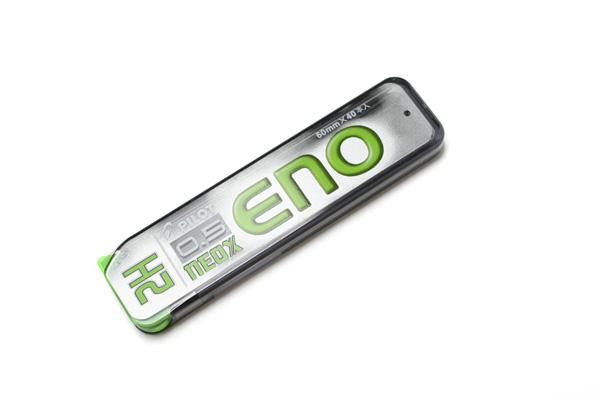 Pilot Eno Neox Pencil Lead - 0.5 mm - 2H - PILOT HRF5E-20-2H