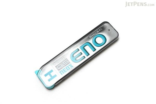 Pilot Eno Neox Pencil Lead - 0.5 mm - H - PILOT HRF5E-20-H