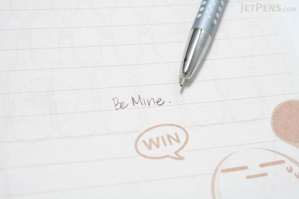 Ohto Needle-Point B-pocket Ballpoint Pen - 0.7 mm - Blue Body - OHTO NBP-350B BLUE