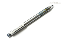 Uni Kuru Toga Auto Lead Rotation Mechanical Pencil - 0.3 mm - Silver Body - UNI M34501P.26