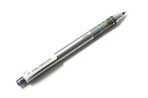 Uni Kuru Toga Auto Lead Rotation Mechanical Pencil - 0.3 mm - Silver Body - UNI M34501P.26