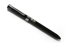 Uni Jetstream F*Series 2 Color 0.5 mm Ballpoint Multi Pen + 0.5 mm Pencil - Luminous Black Body - UNI MSXE370105.24