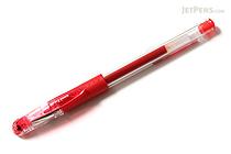 Uni-ball Signo UM-151 Gel Pen - 0.5 mm - Red - UNI UM15105.15