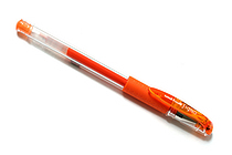 Uni-ball Signo UM-151 Gel Pen - 0.5 mm - Orange - UNI UM15105.4