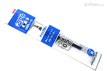 Uni-ball Signo UMR-1-05 Gel Pen Refill - 0.5 mm - Blue - UNI UMR105.33