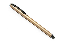 Pilot FriXion Biz Erasable Gel Pen - 0.5 mm - Gold Body - PILOT LFB-150EF-GD