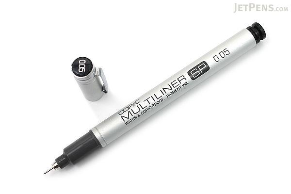 Copic Multiliner SP Pen - 0.05 mm - Black - COPIC MLSP005