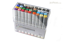 Copic Sketch Marker - 36 Basic Color Set - COPIC SB36