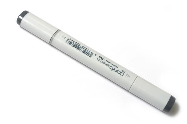 Copic Sketch Marker - Cool Gray 7 - COPIC C7-S